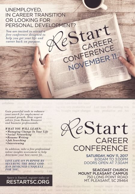 Nov 2017 ReStart SC Career Conference